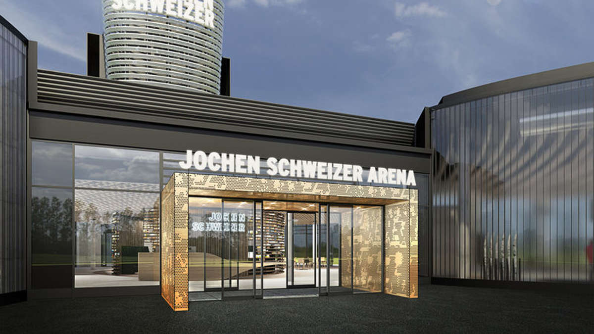 jochen schweizer arena er ffnet das ist in taufkirchen. Black Bedroom Furniture Sets. Home Design Ideas