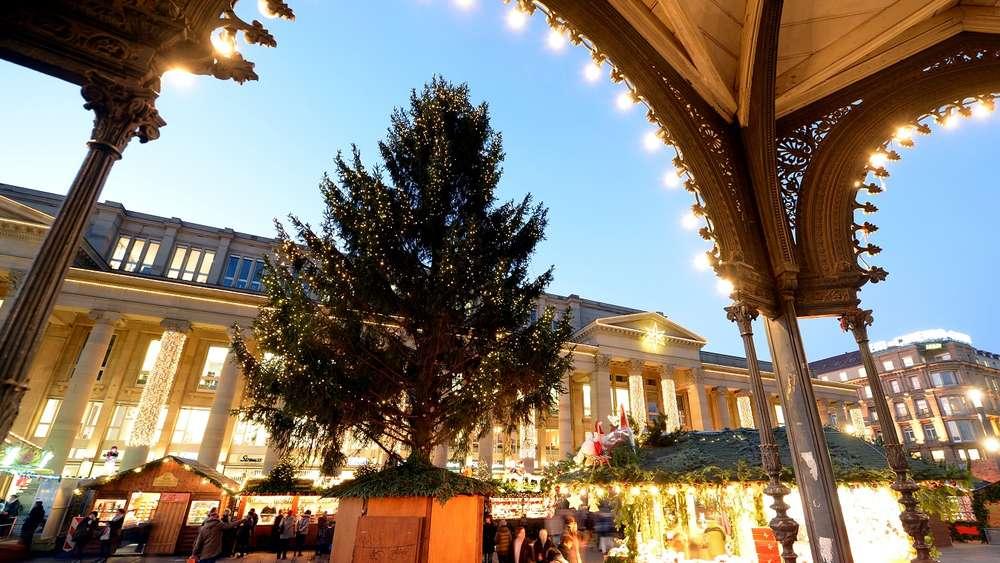 Wann Beginnt Der Weihnachtsmarkt In Stuttgart.Weihnachtsmärkte 2018 Alles Zu Terminen Anfahrt Und öffnungszeiten