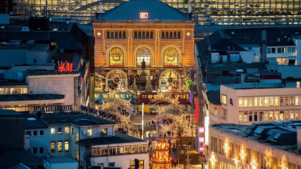 Weihnachtsmarkt Eröffnung Hamburg.Weihnachtsmärkte 2018 Alles Zu Terminen Anfahrt Und öffnungszeiten