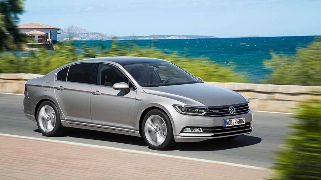 Der Volkswagen Passat - jetzt als junger Gebrauchter bei MAHAG erhältlich.