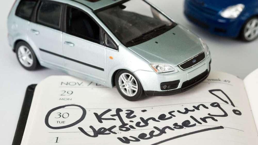 Kfz Versicherung Wechseln Und Sparen Geld