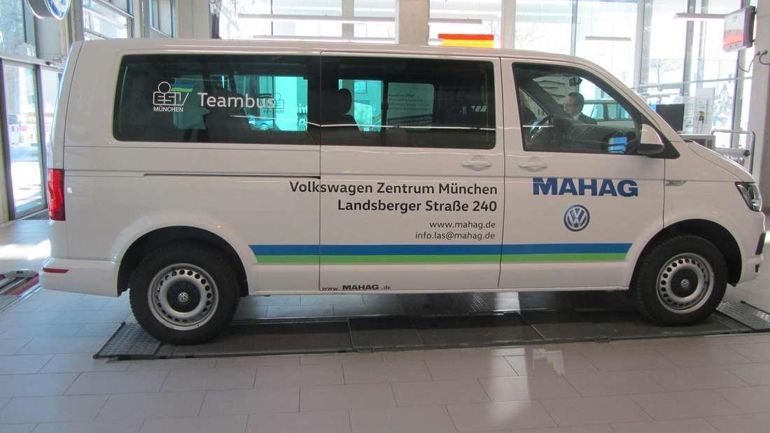 Damit unterstützt MAHAG den Breitensport vor Ort.
