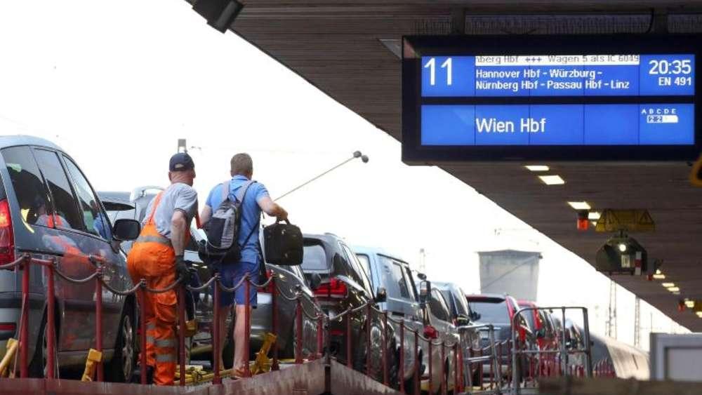Neue Autoreisezüge Nach Wien Innsbruck Und Lörrach Reise