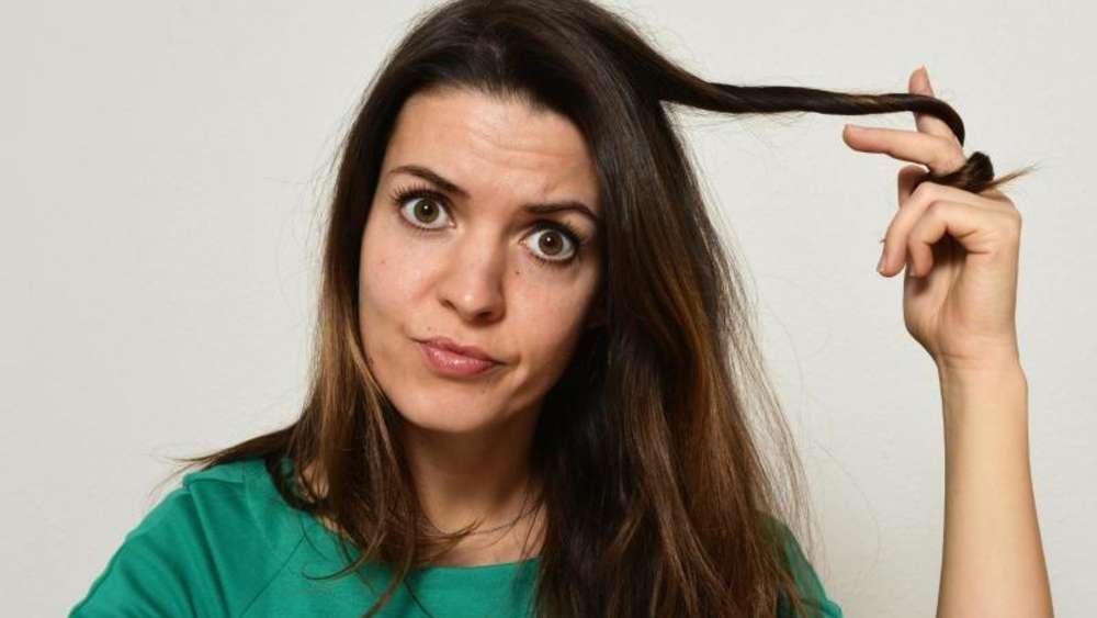 Fetten Haare Durch Häufiges Waschen Schneller Gesundheit