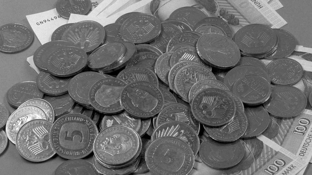 Für Diese Dm Münzen Bekommen Sie Richtig Viel Geld Geld