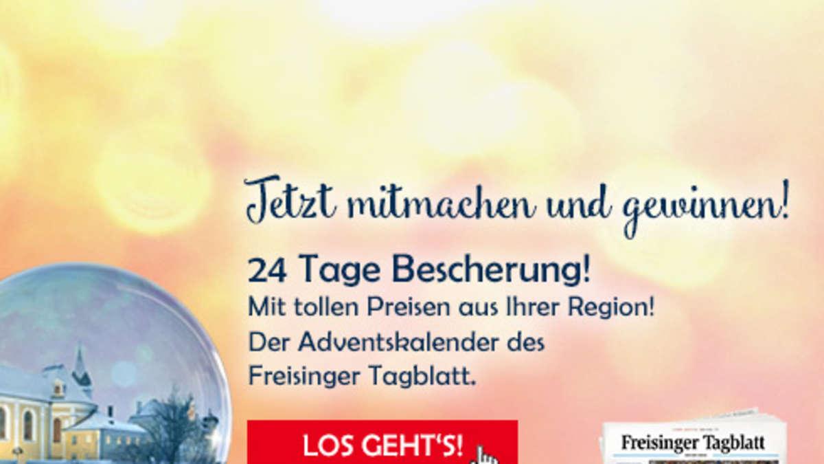 Merkur Adventskalender Freising