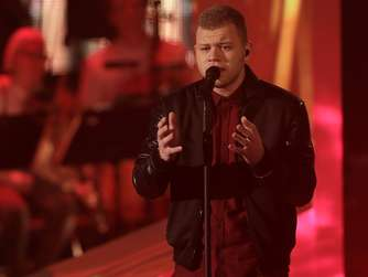"Finale der Sat.1-Castingshow ""The Voice of Germany"""