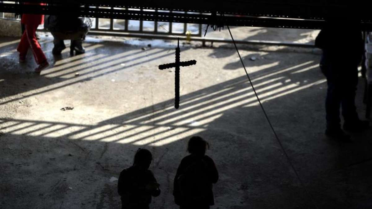 Menschenrechtler Immer Weniger Christen Im Nahen Osten