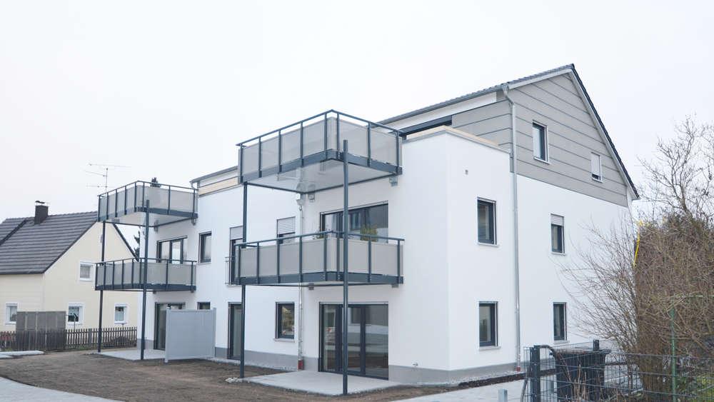 Decker Immobilien decker immobilien fertigstellung wohnpark zinniengasse in dorfen