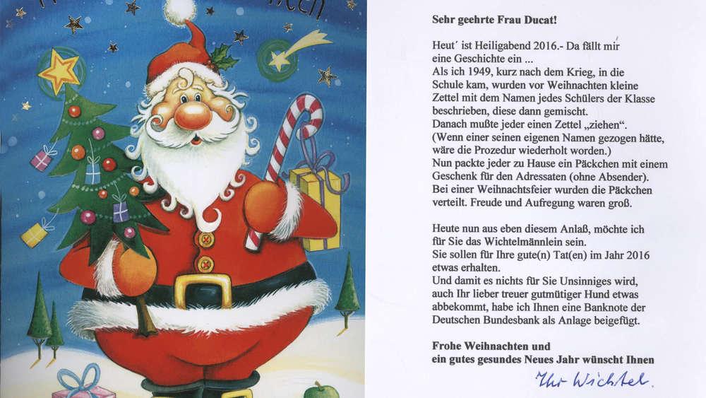 Weihnachtsfeier Wichteln.Auf Der Suche Nach Dem Wichtel Geretsried
