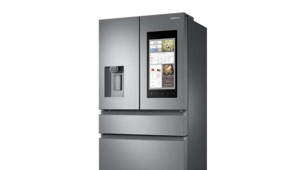 Auto Kühlschrank Kleinanzeigen : Samsung lässt mit dem kühlschrank sprechen multimedia