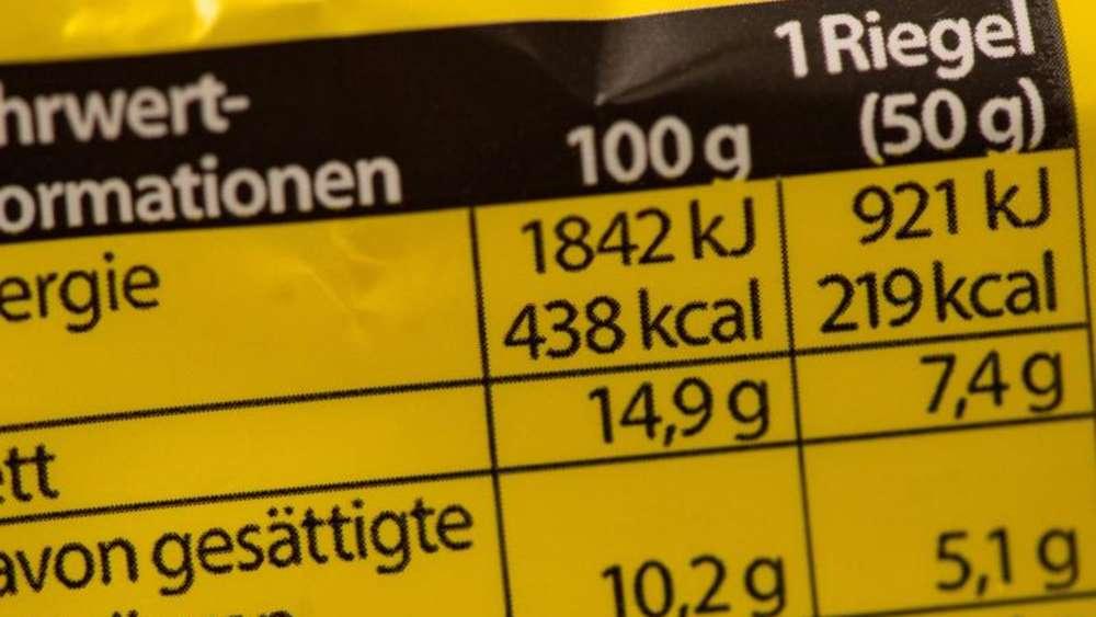 kcal oder kJ: Was hinter den Nährwertangaben steckt | Genuss