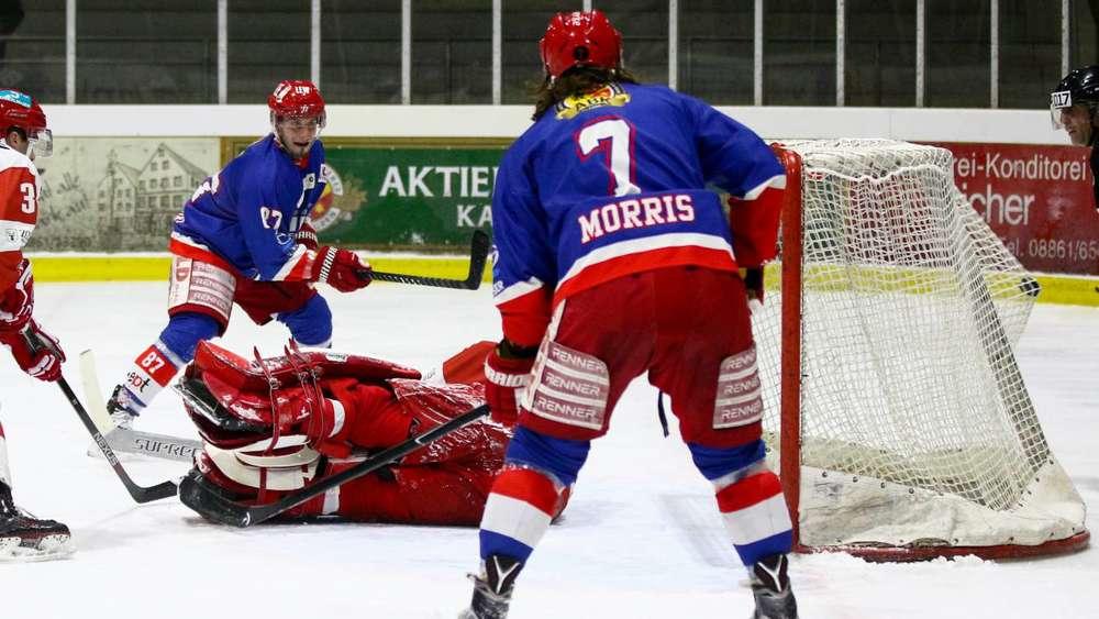 eishockey oberliga süd live
