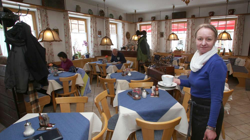 Cafe Herrschmann Vor Ungewisser Zukunft Lenggries