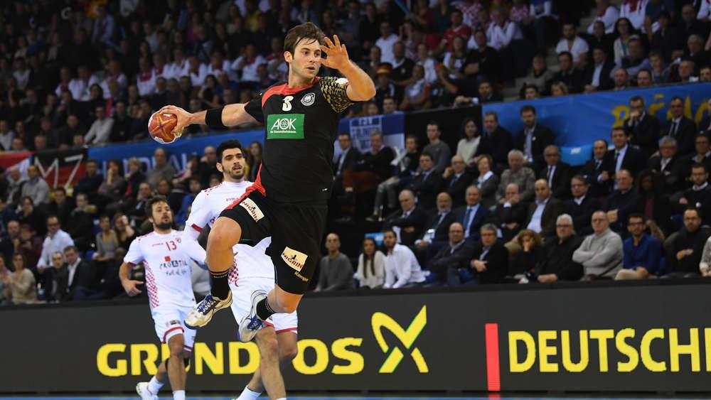 handball deutschland kroatien live