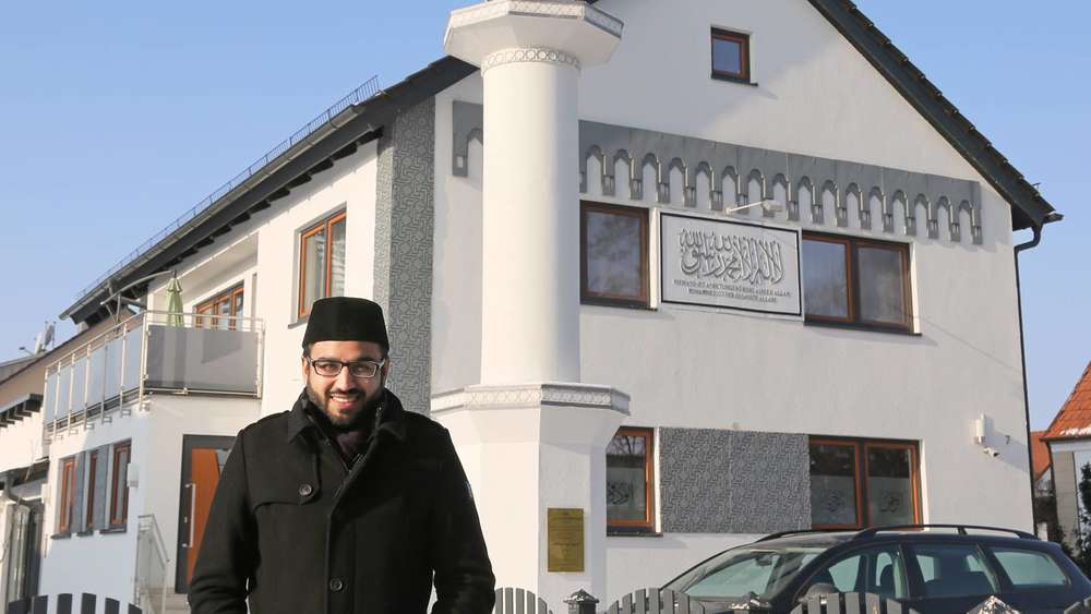 attenkirchen muslim The munich center for islamic studies brings together academic and non- academic institutions it comprises various disciplines, including near and middle .
