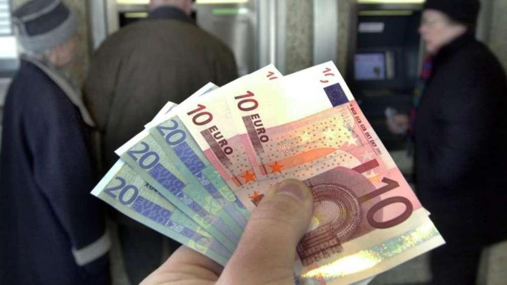 Für Eine Handvoll Euro Zinsvorteil Im Eu Ausland Geld