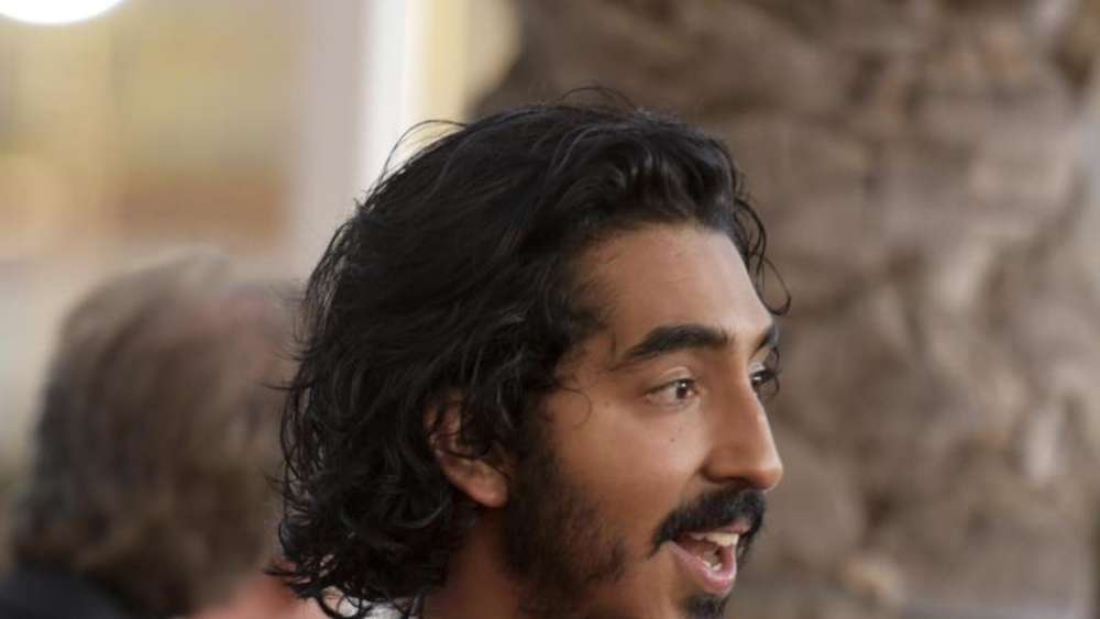 Dev Patel in Los Angeles bei der Verleihung der 23. Screen Actors Guild Awards. Foto: Richard Shotwell