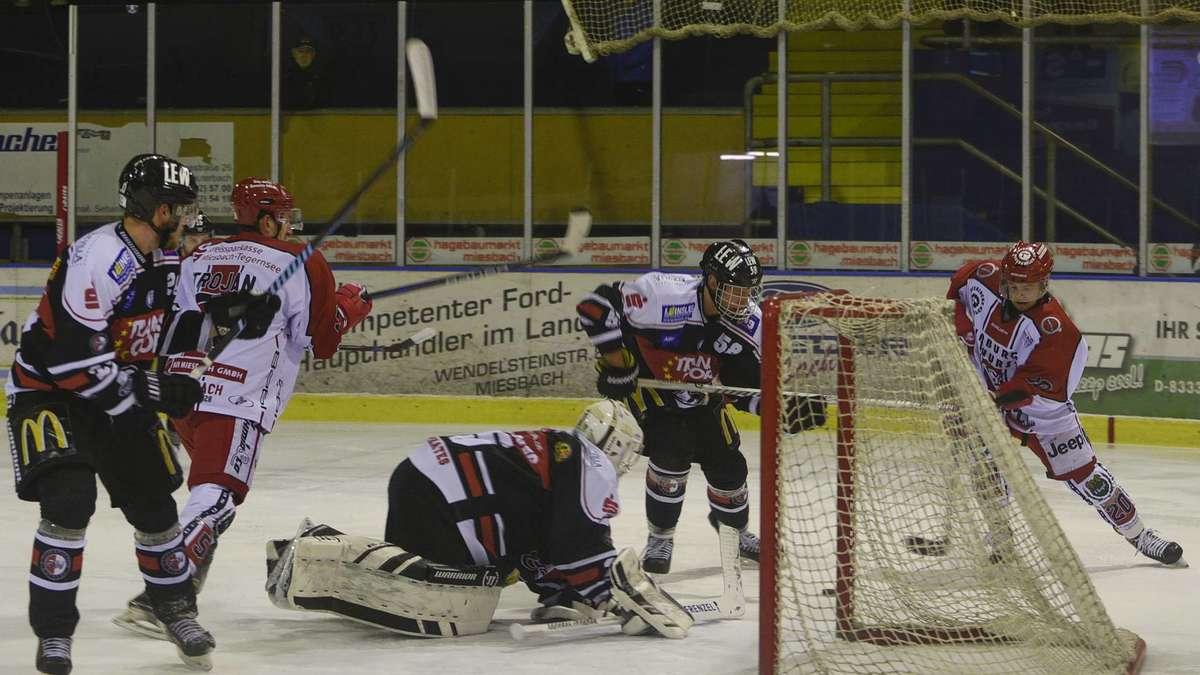 bayernliga eishockey ergebnisse