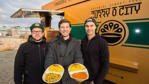 Curry-O-City: Curry-Traum auf Rädern