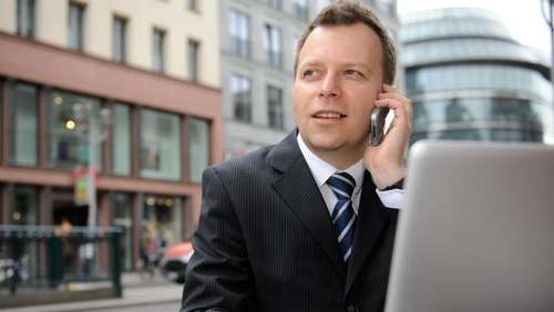 """Bring your own Device"": Das eigene Handy im Job"