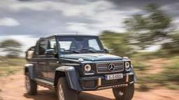 Mercedes-Maybach G 650 Landaulet: Der Sonne so nah