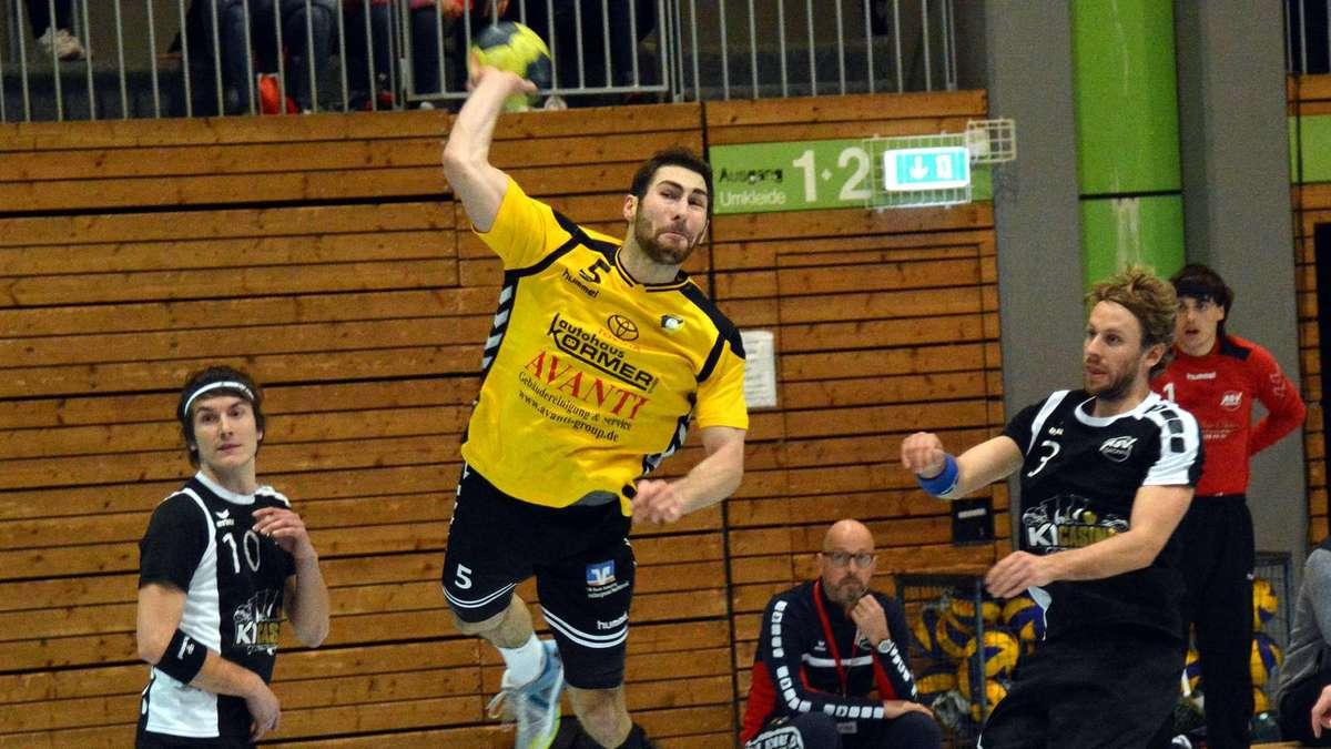 Handball Landesliga Süd Bayern