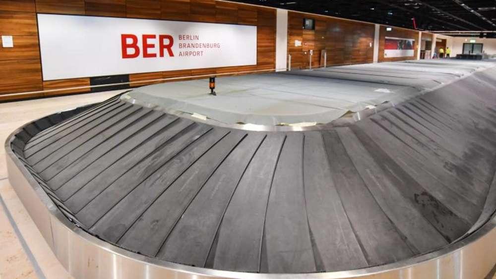 Berliner Flughafen Ber Geht Womöglich Erst 2019 In Betrieb Wirtschaft
