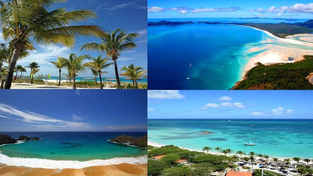 Top 10 Das Sind Die Schonsten Strande Der Welt Reise