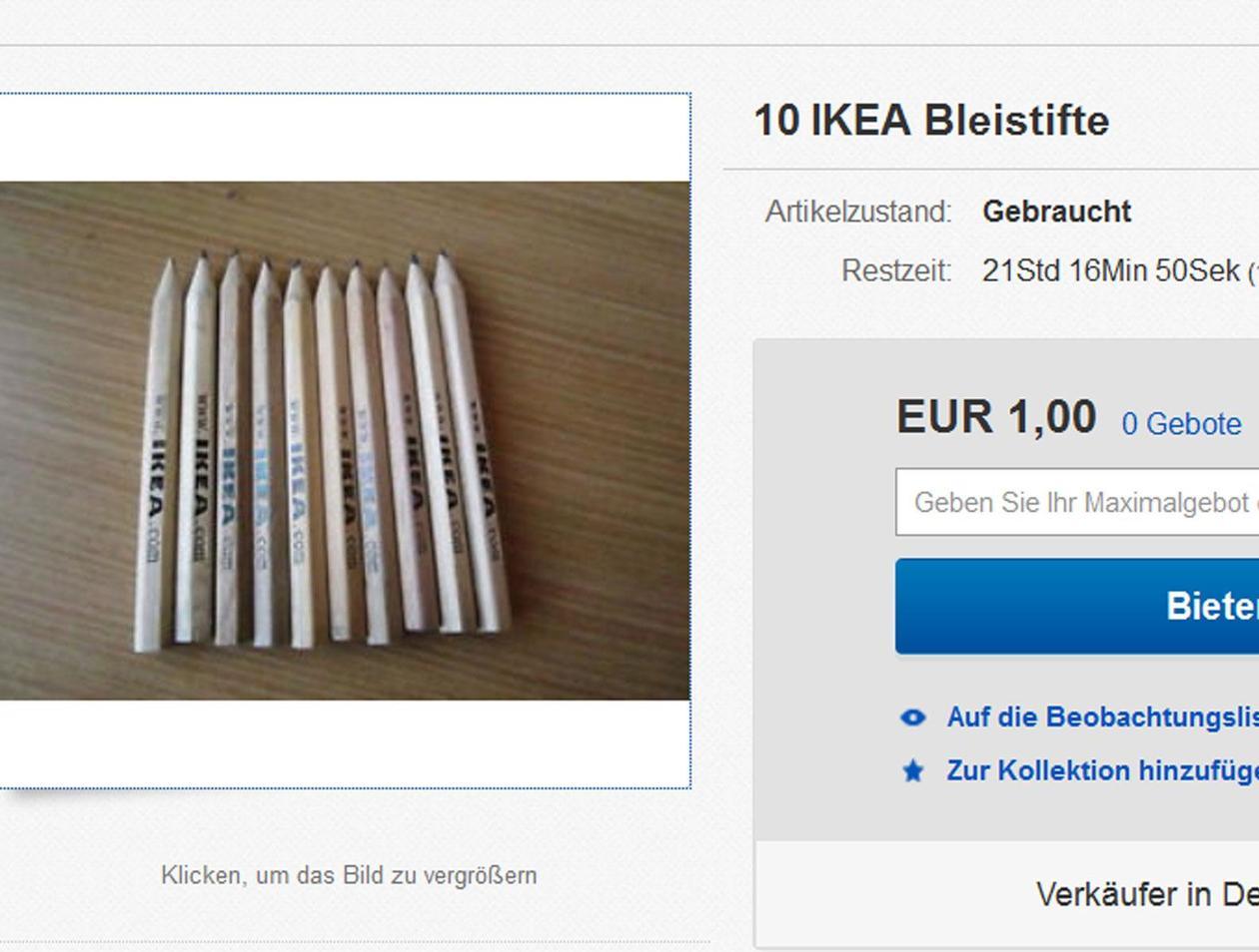 Oder Die Diebstahl Darf Mitnehmen Man Es Bleistifte Ist Was Ikea WHIED29