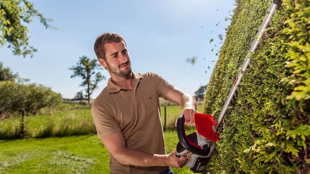 Heckenschneiden Den Garten Fit Für Den Frühling Machen Wohnen