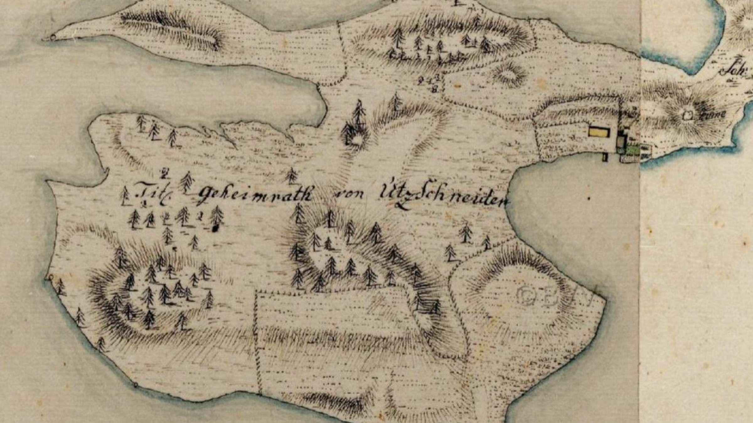 Landkreis Garmisch Partenkirchen Um 1830 Was Ur Karten Enthullen