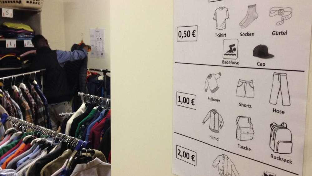 Kleiderkammer Gröbenzell kleiderkammer für den landkreis poing