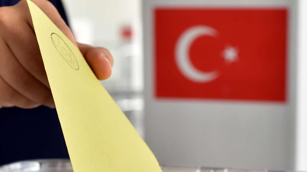 türkei-referendum: in diesen städten können sie abstimmen | politik, Einladung