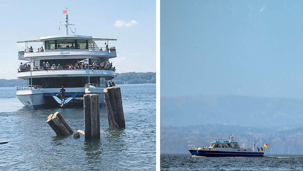 Starnberger See: Unvernunft am Steg hält Polizei auf Trab | Starnberg
