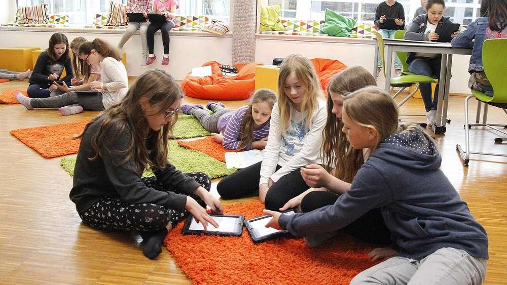 Auf Inseln Lernen Realschule Geht Neue Wege Geretsried