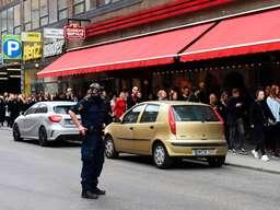 Lkw, Stockholm
