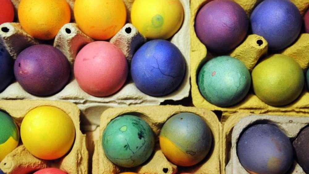 ostern so viele eier d rfen kinder essen leben. Black Bedroom Furniture Sets. Home Design Ideas