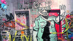 """Magic City"": Streetart aus 21 Nationen"