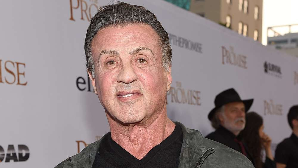 Hollywood-Star Sylvester Stallone