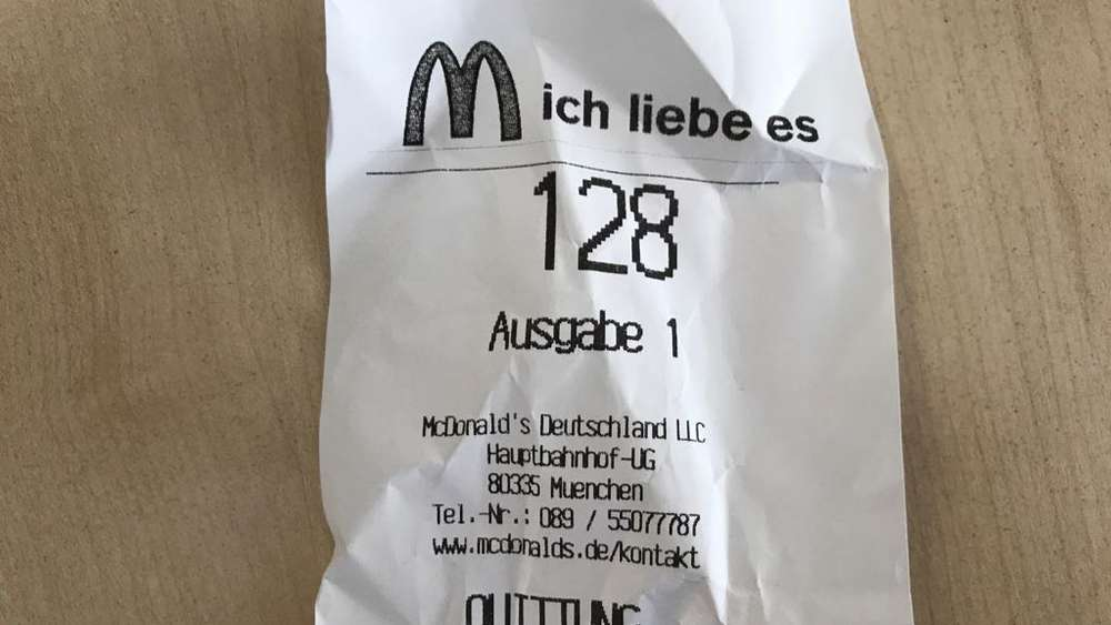 Mcdonalds Hot Dog Preis