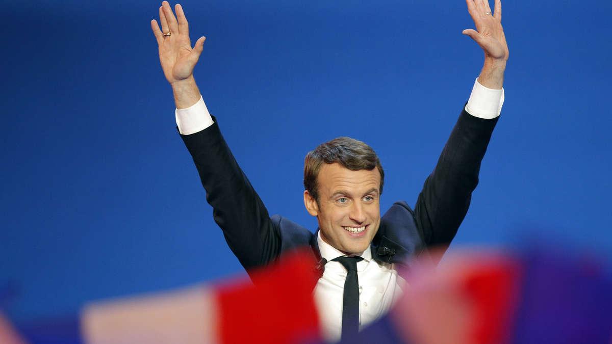 Macron Politik