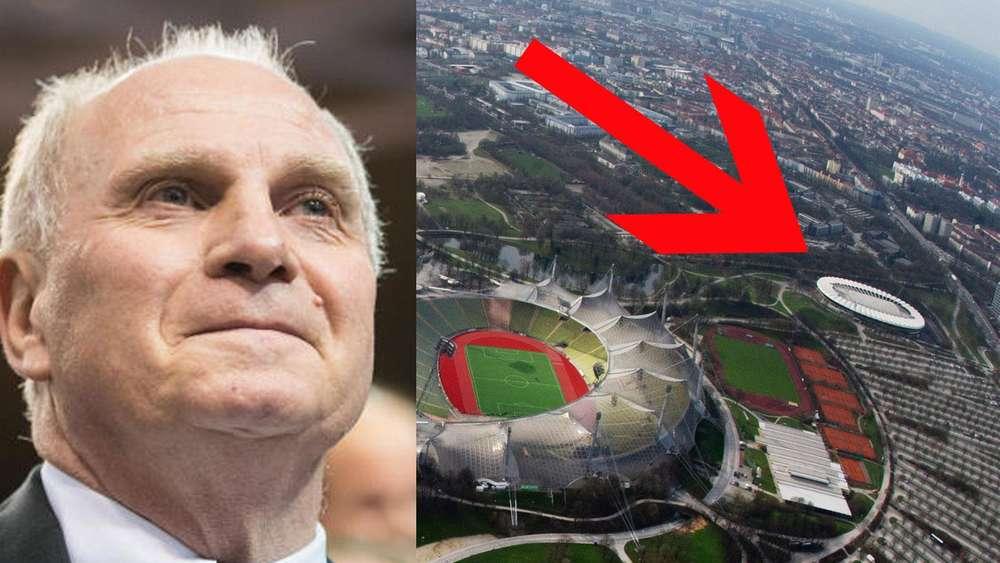 Hoene verr t details zum neuen sporttempel im olypark for Ulrich pfeil