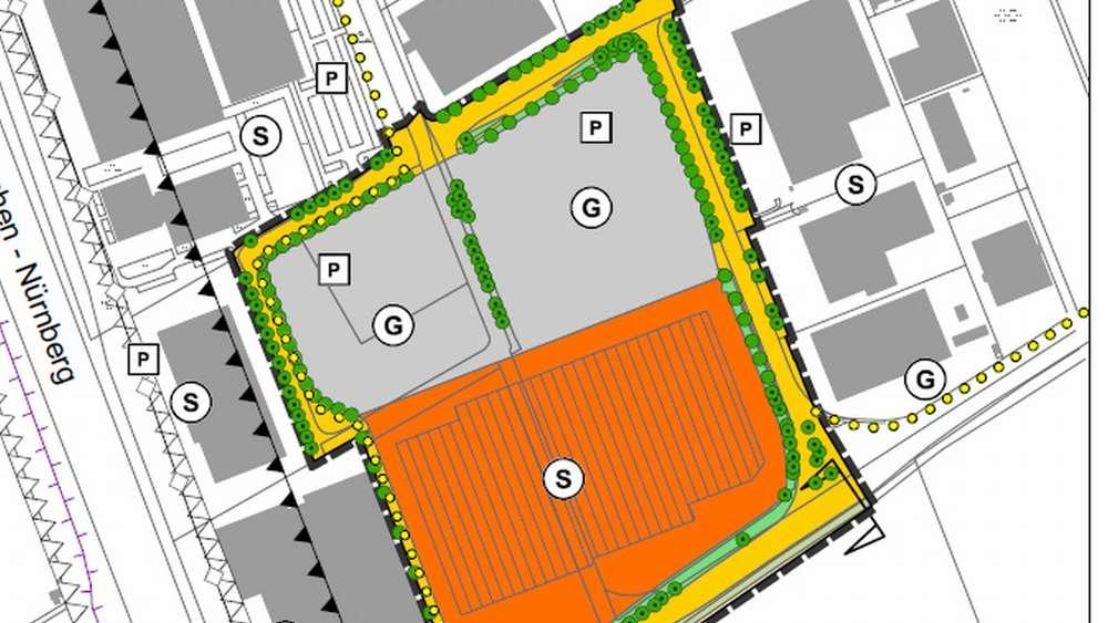 Bauausschuss Neuer Ikea Neue Verkehrswege Eching