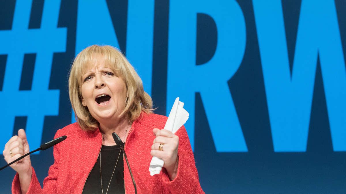 Landtagswahl 2017 In NRW Wird SPD Kandidatin Hannelore Kraft Heute