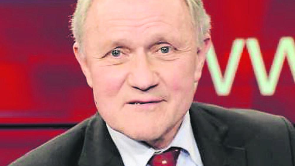 Lehrerverbandschef Josef Kraus Das Wünscht Er Sich Vom Neuen G9
