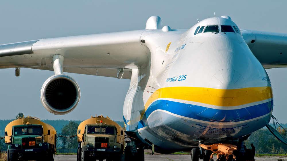Das Größte Flugzeug Der Welt