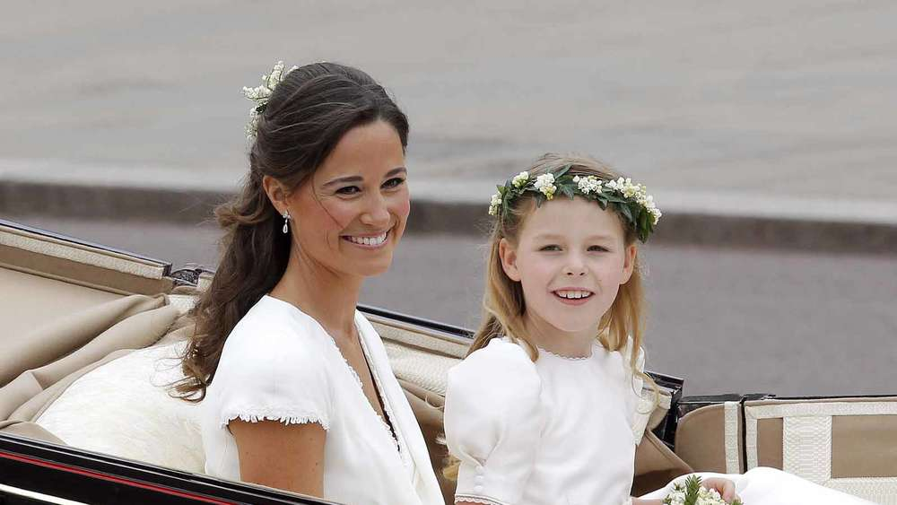 Hochzeit Von Pippa Middleton Gasteliste Mit Kate William Harry