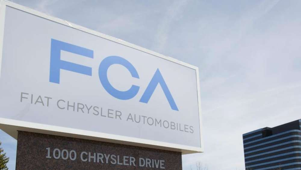 Die Zentrale von Fiat Chrysler in Auburn Hills, Michigan, USA. Foto: Rena Laverty/Illustration