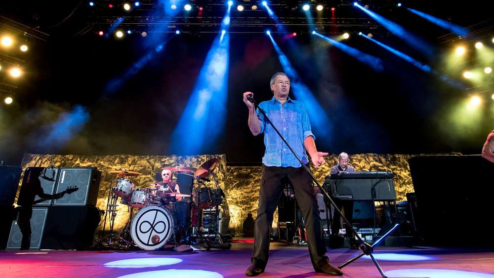 Deep Purple startet Deutschland-Tournee
